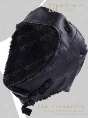 <b>冬季加厚头盔</b>